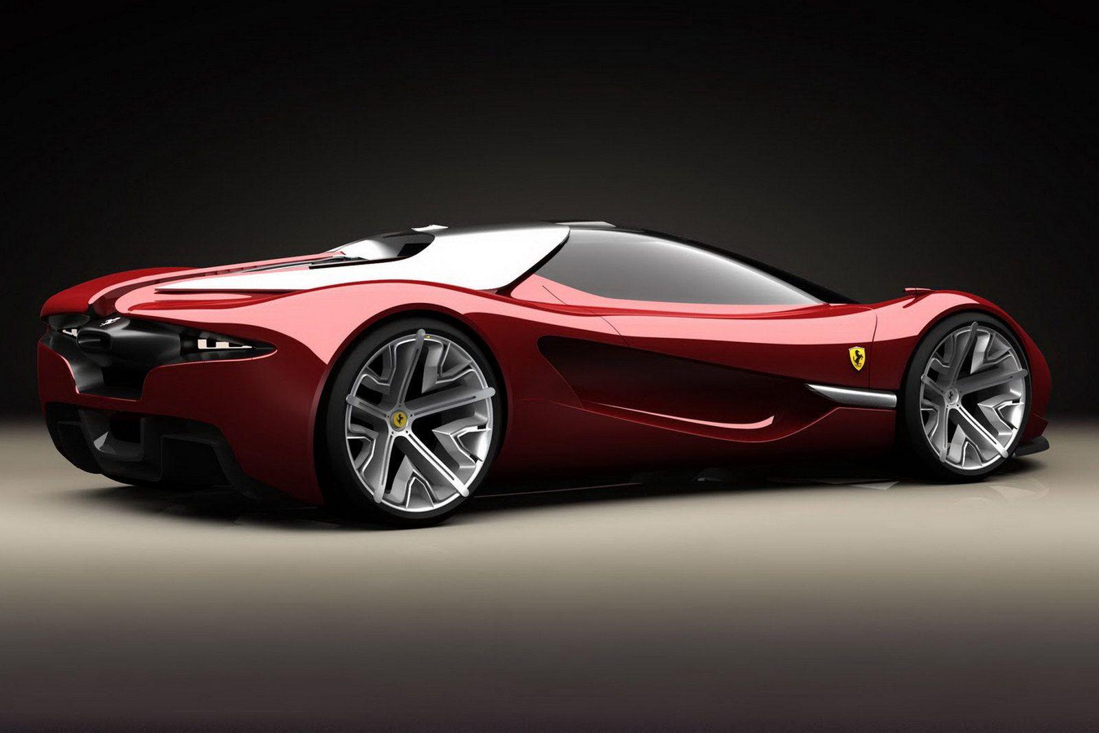 Ferrari World Design Contest Finalist Samir Sadikhovs Xezri