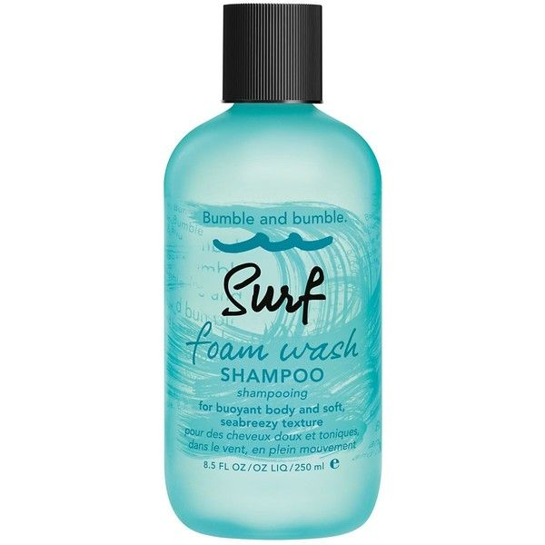 Bumble And Bumble Surf Foam Wash Shampoo Bumble And Bumble Shampoo Shampoo Bumble And Bumble
