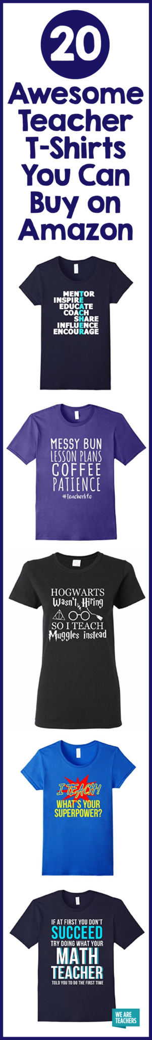 79a6654b2fea 20 Awesome T-Shirts For Teachers You Can Buy (on Amazon)