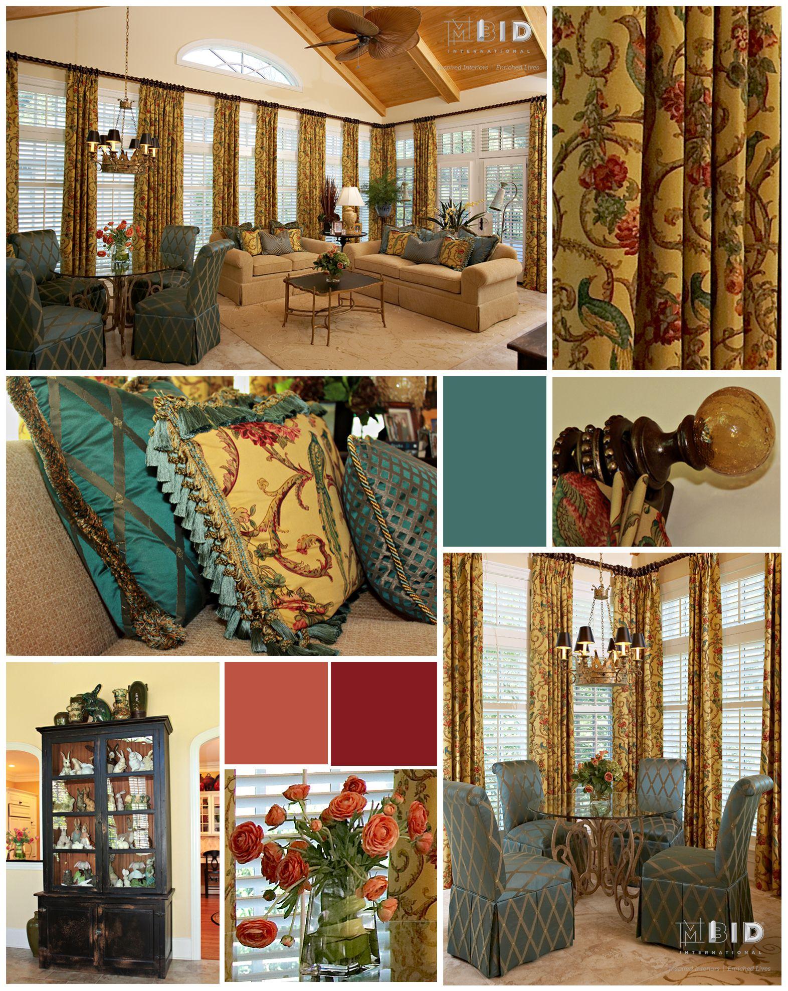 Sunroom Interior Design Indoor Outdoor Greensboro Nc Cary Durham Raleigh Lake Norman