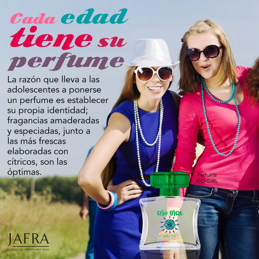 Perfume, fragancias, belleza, JAFRA Fragancias