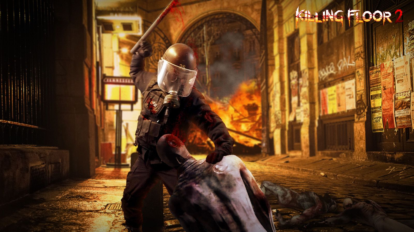 Pin En Killing Floor 2 Game
