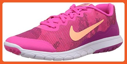 official photos 816a1 5caeb Women s Nike Flex Experience Run 4 Premium Running Shoe  Pink Fuchsia White Sunset Size 8.5 M US - Athletic shoes for women ( Amazon  Partner-Link)