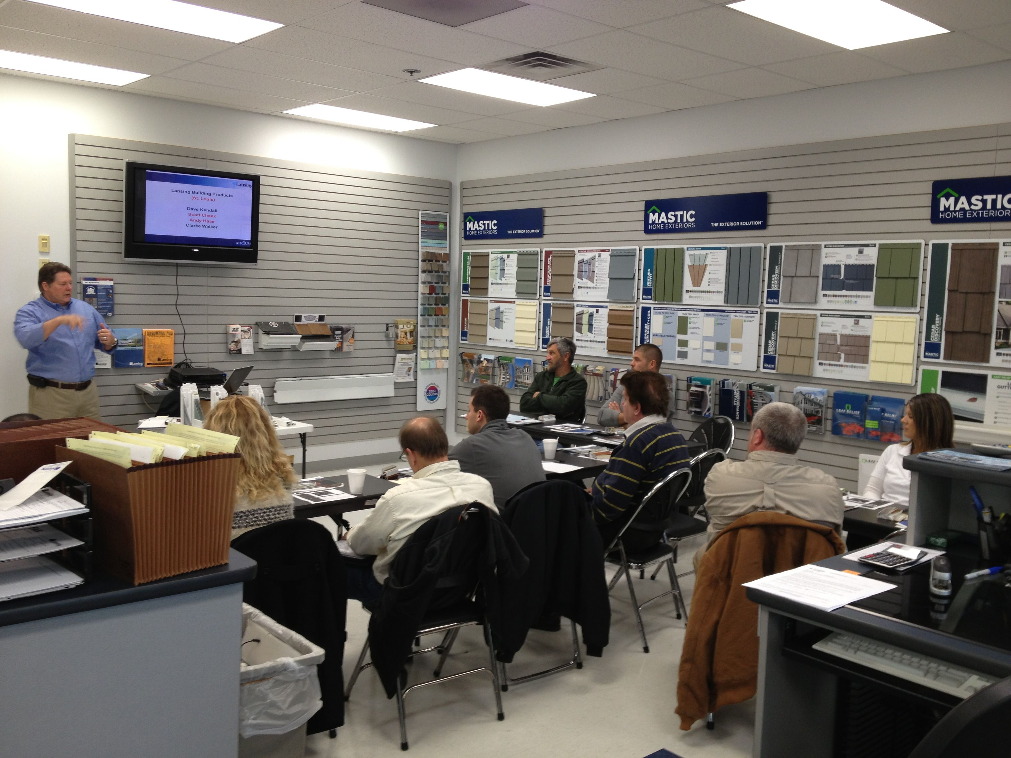 Atrium Windows and Lansing Building Products Winter Seminar 2013 ...