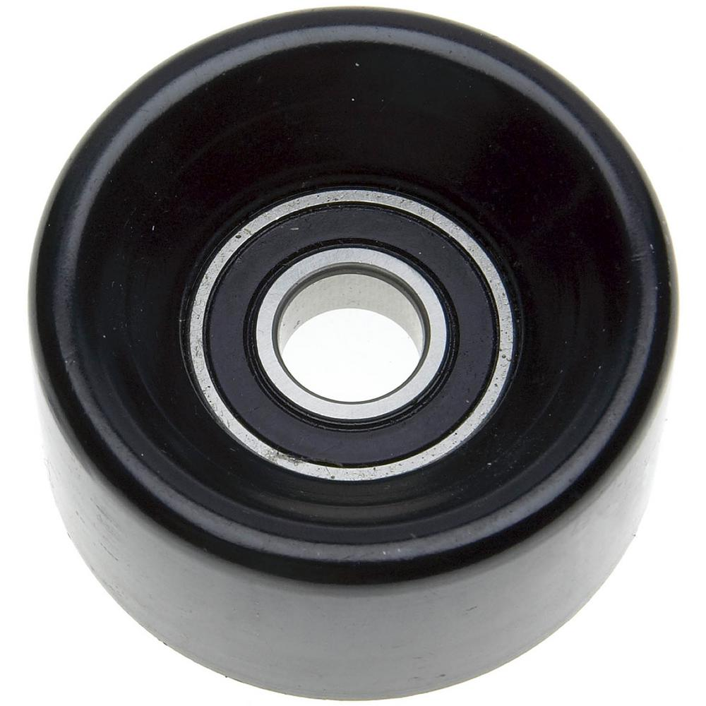 Accessory Drive Belt Tensioner Pulley - Accessory Drive in