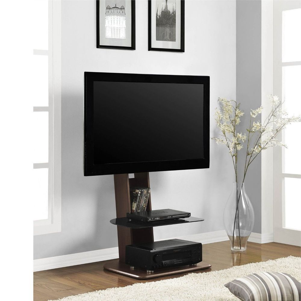 Tv Stand For Flat Screens 50 Entertainment Center Av Console Cabinet With Mount Altrafurnituregalaxy