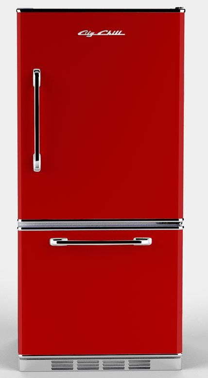 Red refrigerators 10 places to buy one Retro