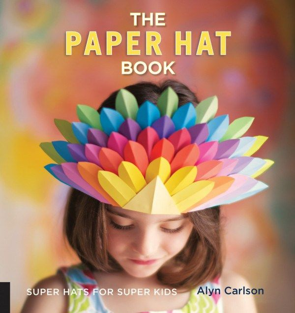 the-paper-hat-book.jpg (600×636)