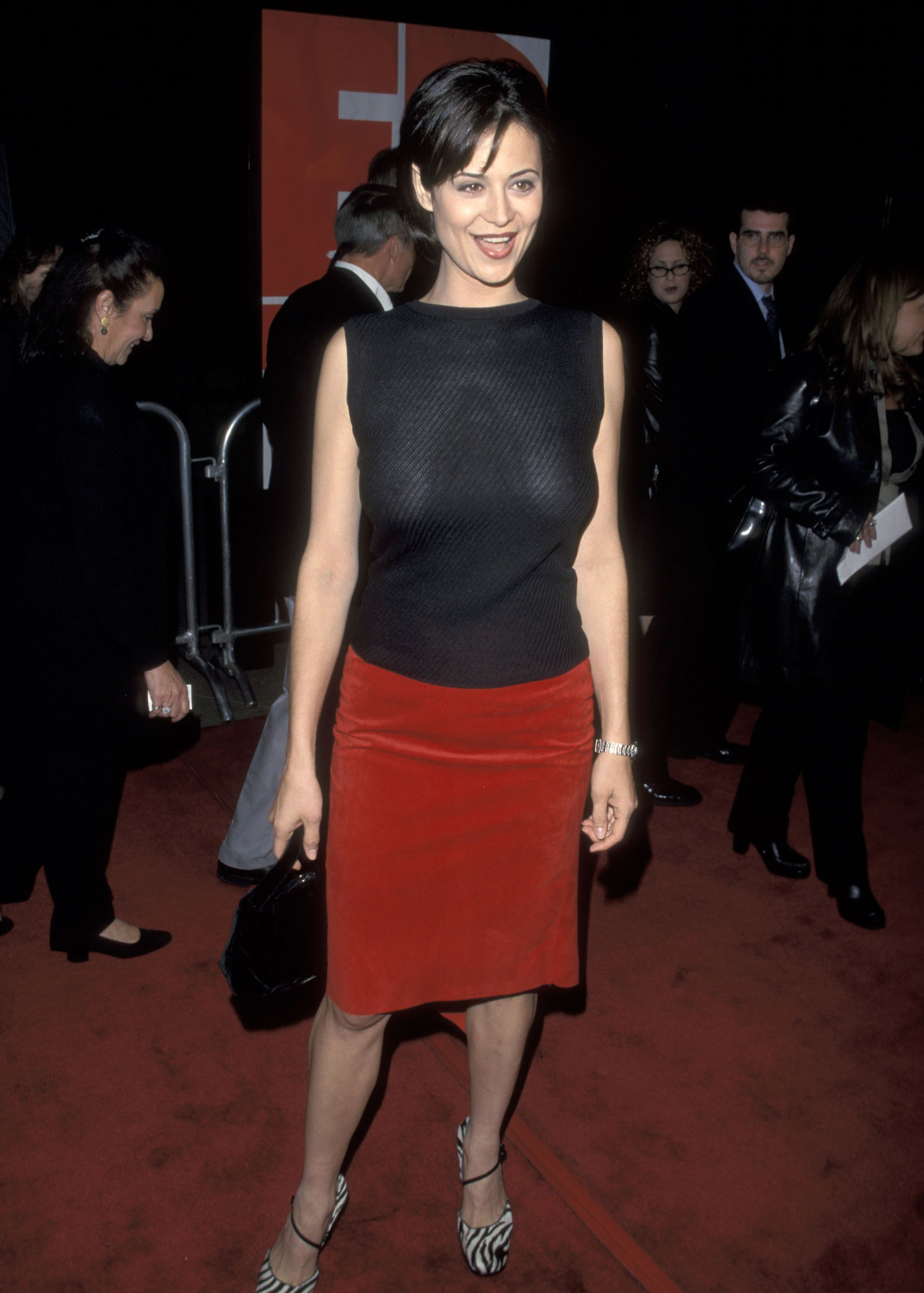Catherine bell s tits
