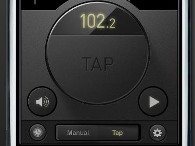 Metronome App.