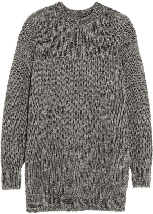 00ad66c6a6 Etoile Isabel Marant Loris Wool and Alpaca-Blend Sweater - ShopStyle Women