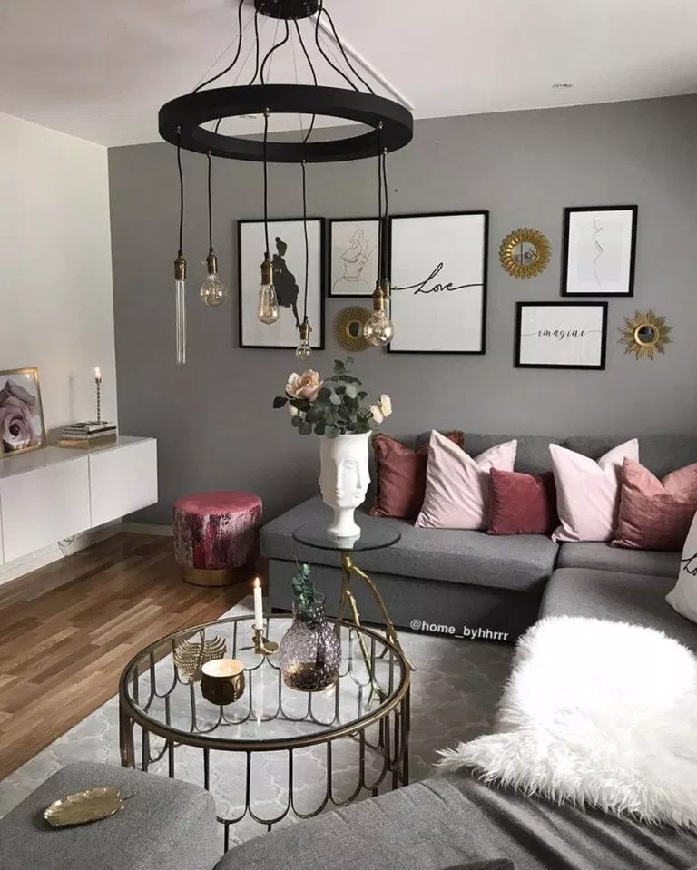 80 Cozy Living Room Decor Ideas To Copy Livingroomdecor Livingroomdecorideas Livingroomdecord Living Room Decor Cozy Living Room Decor Gray Living Room Grey