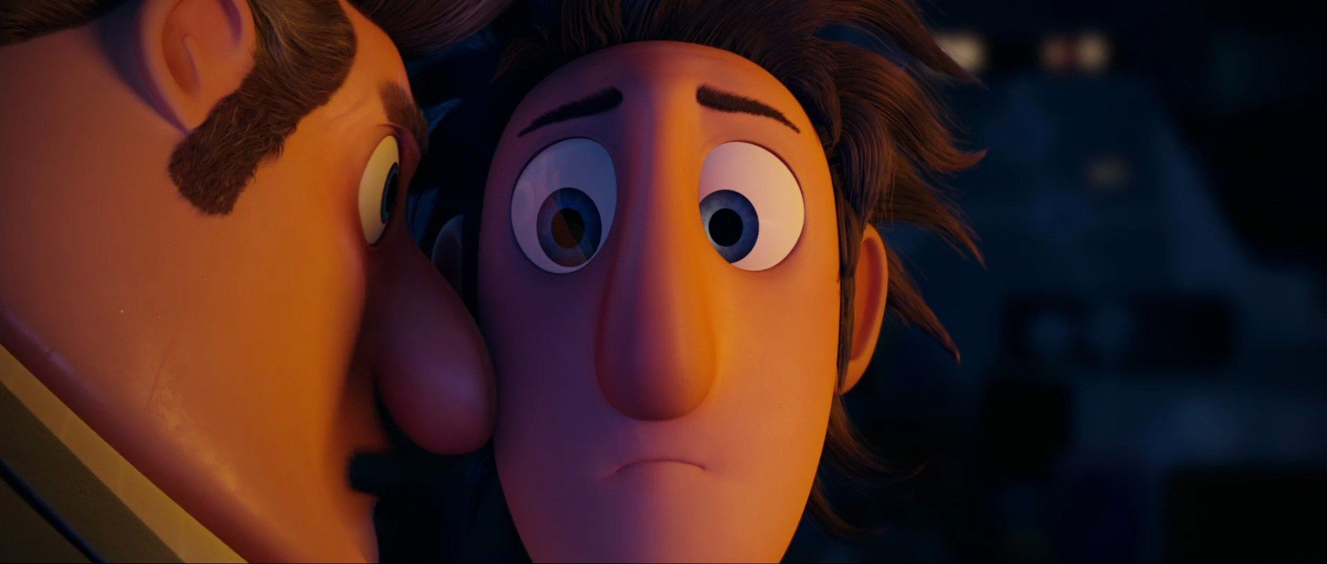 Cloudy With A Chance Of Meatballs 2009 Disney Screencaps Animation Cloudy Disney