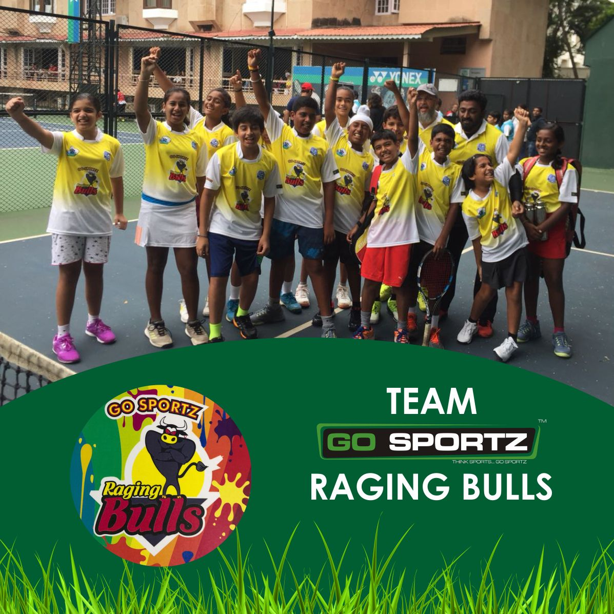 This Is The 3rd Season Go Sportz Is The Franchise Owner Of The Team Raging Bulls The League Has Been A Lot Fun Sports Sports Activities Outdoor Sports