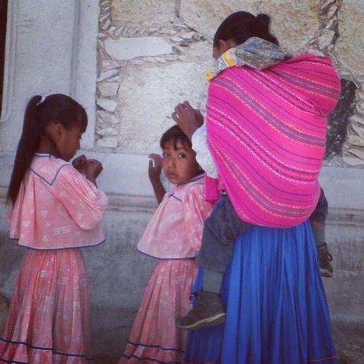 Tarahumaras in chihuahua