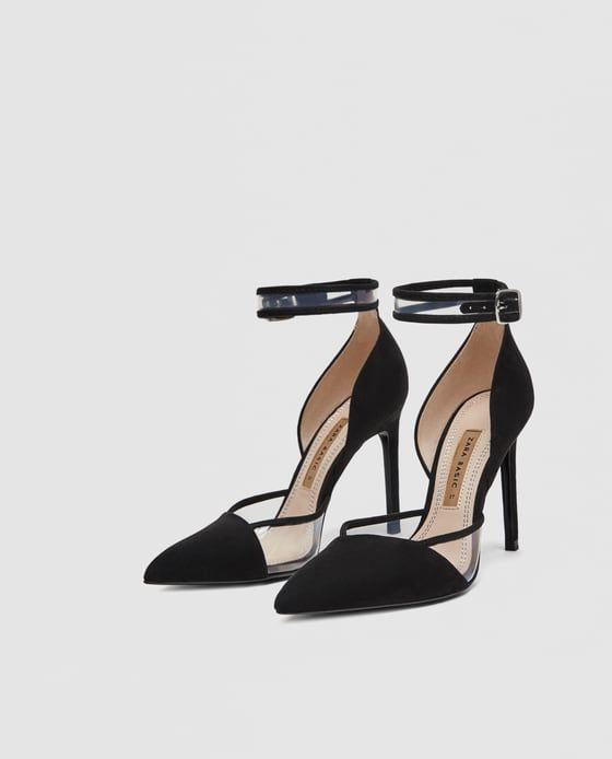 ae0dc92db SALÓN PULSERA en 2019 | zara shoes | Zapatos, Tacones y Faldas