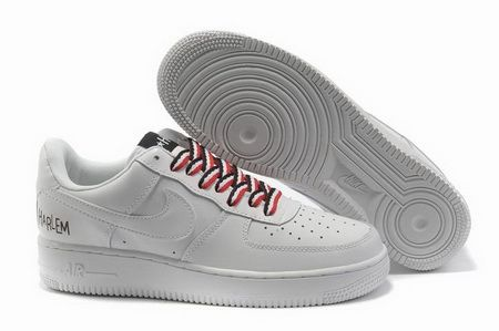 competitive price c8434 cec97 Nike Air Force 1 Low NYC Boroughs Pack Harlem  Grey  Womens  Sneakers