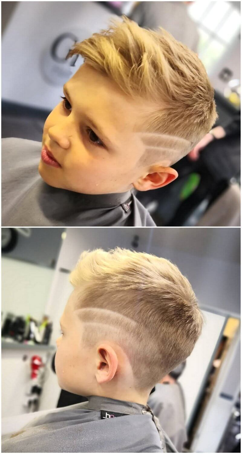 Cool Hairstyles for Little Boys 9 Edition  Kids Hairstyle