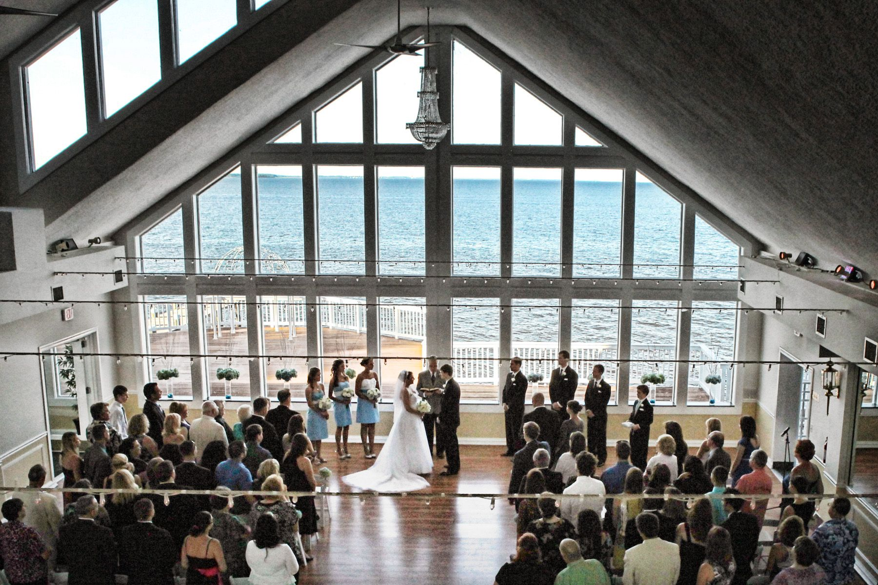 Celebrations At The Bay Waterfront Wedding Venue Wedding Venues Beach Best Wedding Venues