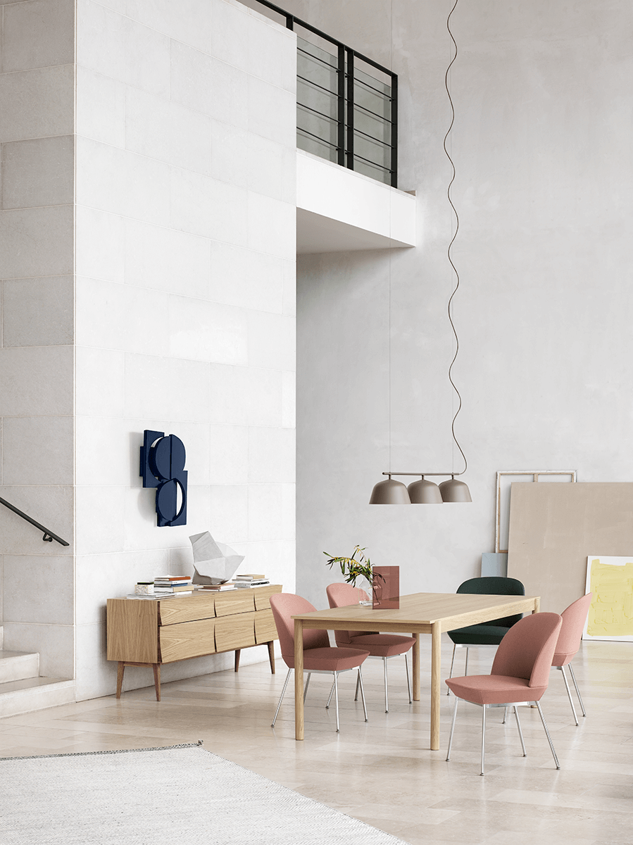 Scandinavian Interior Inspiration From Muuto The Reflect Sideboard Is A Storage Unit With Considerable Scandinavian Furniture Design Interior Spaces Interior