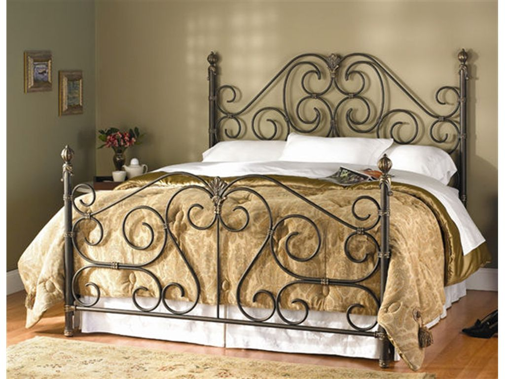 Wesley Allen Bedroom Aberdeen Complete Bed CB1036 The