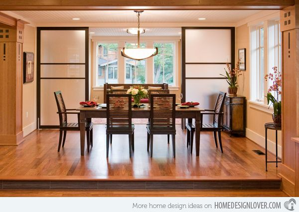 15 Sassy Asian Dining Room Furniture | Asian Dining Sets, Asian And Asian  Design