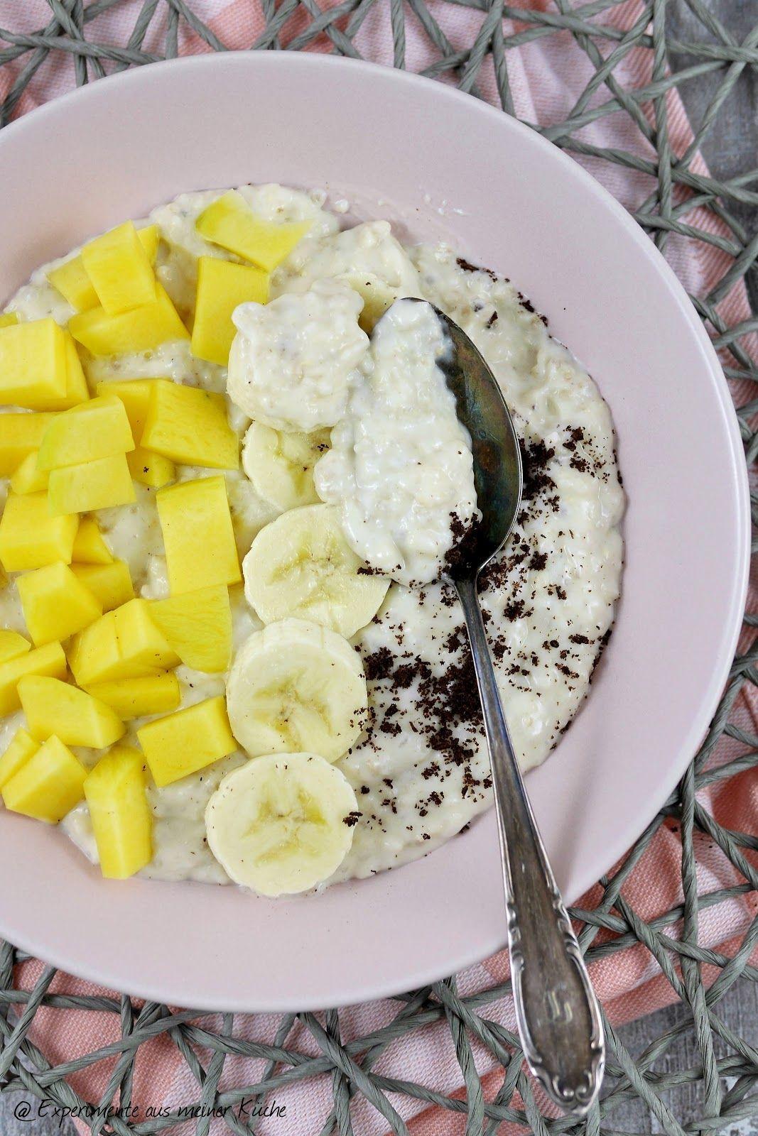 Pudding-Oats | WW | Pinterest | Experimente aus meiner küche ...
