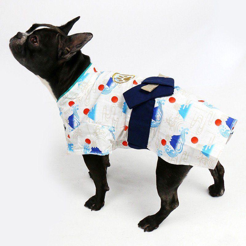 犬服 犬 服 夏 ペットパラダイス 虫除け 富士山 浴衣 中 大型犬 中型犬 大型犬 全開 返品不可 ペットパラダイス 通販 Paypayモール 大型犬 中型犬 犬