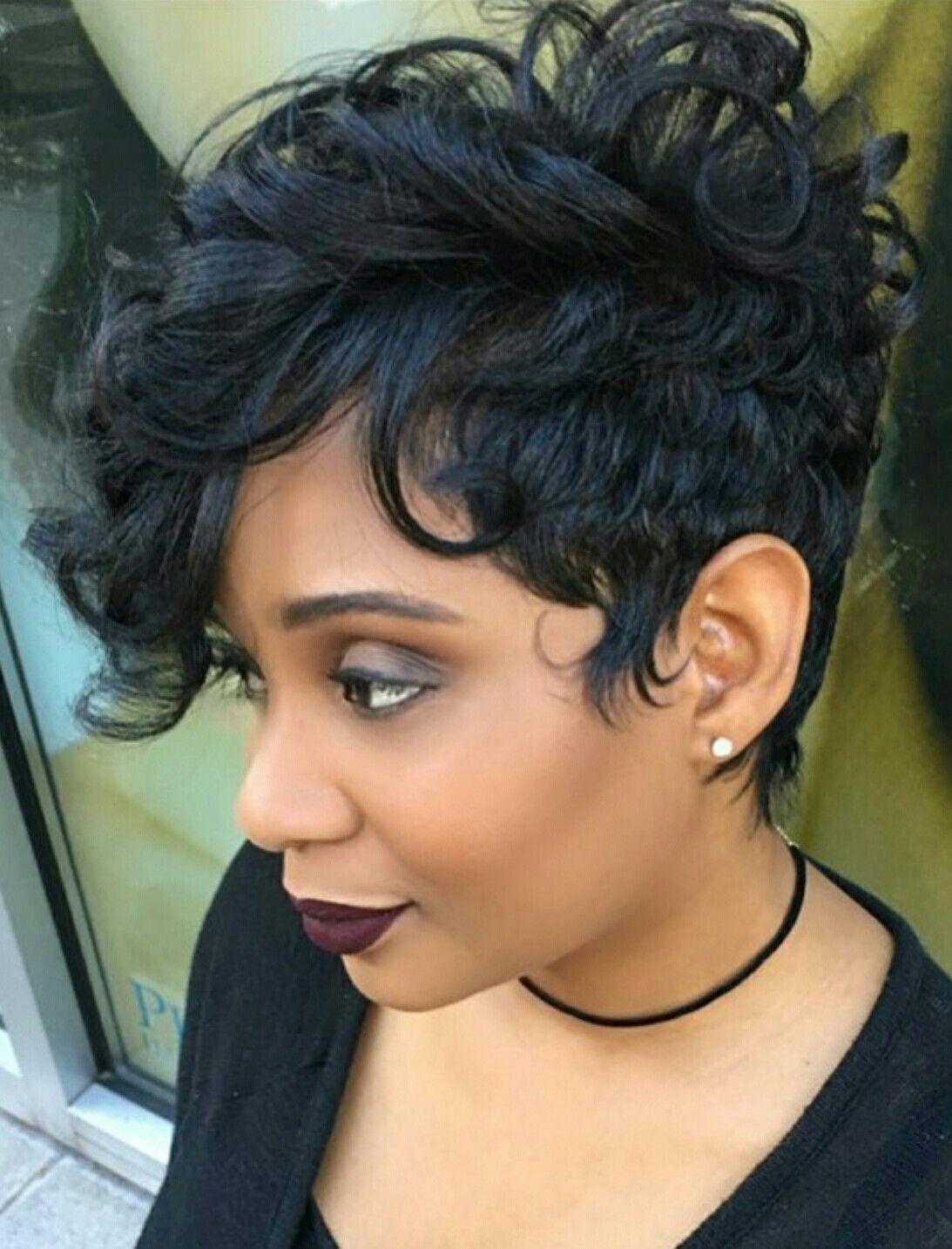 Black Cute Short Hairstyles 2016 Anlis