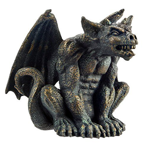 Safari Ltd Mythical Realms Gargoyle Safari\u2026 gothic Buildings - halloween statues