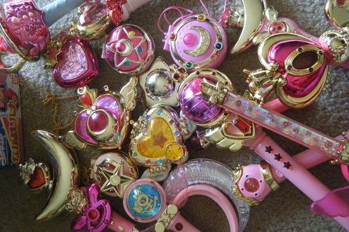 sailor moon toys - oh.baby.