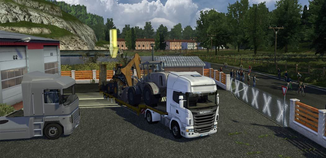 One of the most anticipated video game is the Euro Truck