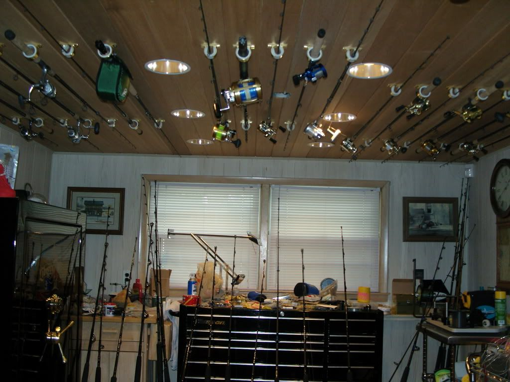 il holders rod rack wall fullxfull designs mounted ceiling fishing diy pranksenders plans holder ceilings wooden