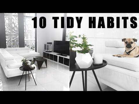 48 10 Tidy Habits That Will Change Your Life Youtube Home Design Floor Plans Floor Plan Design Home Hacks