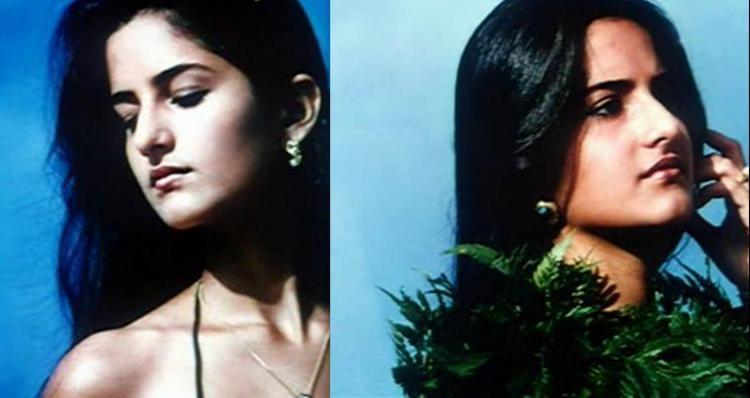 Katrina Kaif In Her Teens Katrina Kaif Bollywood Celebs