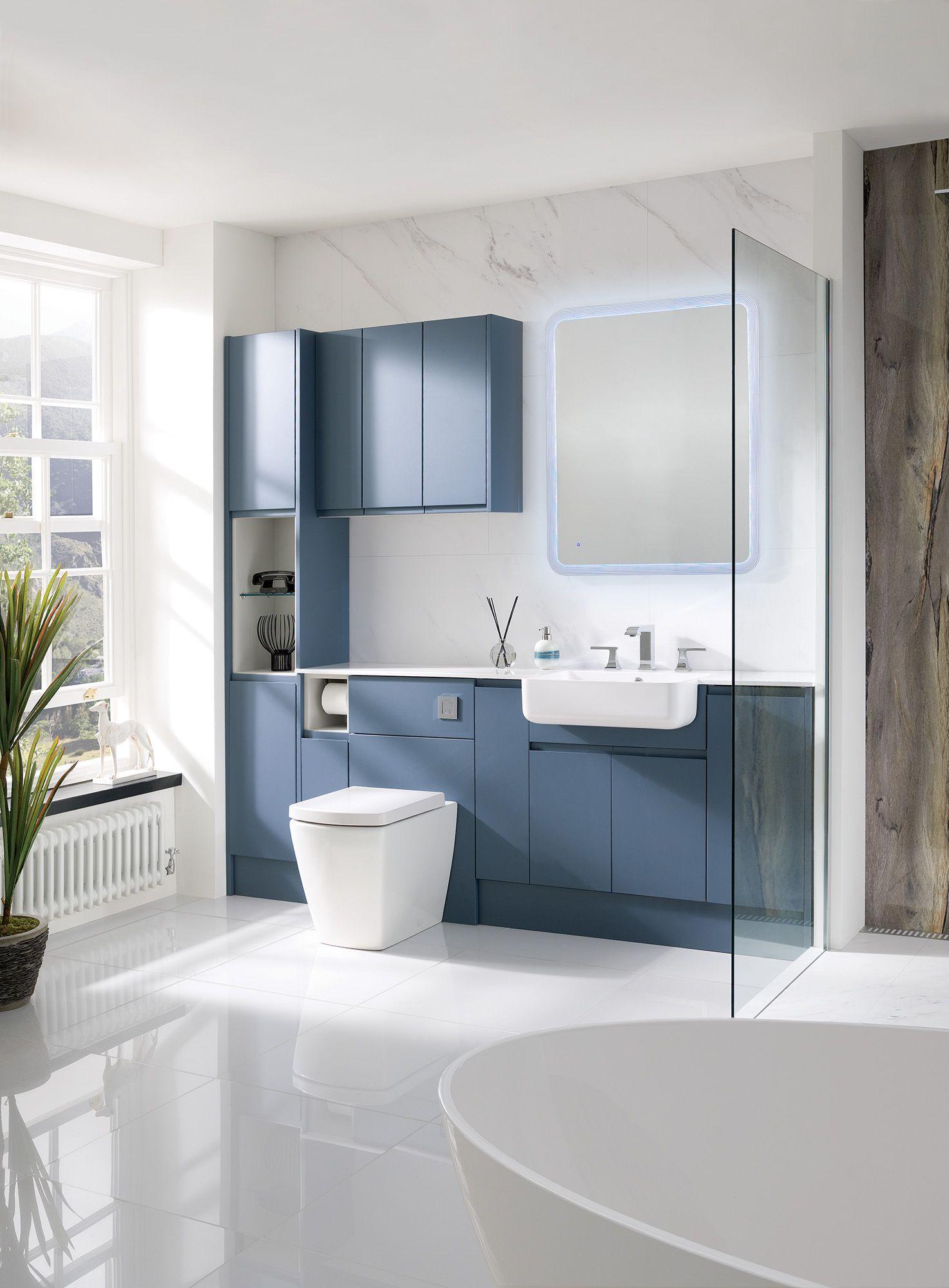 Fontana 1844mm Right Basin In 2020 Small Bathroom Makeover