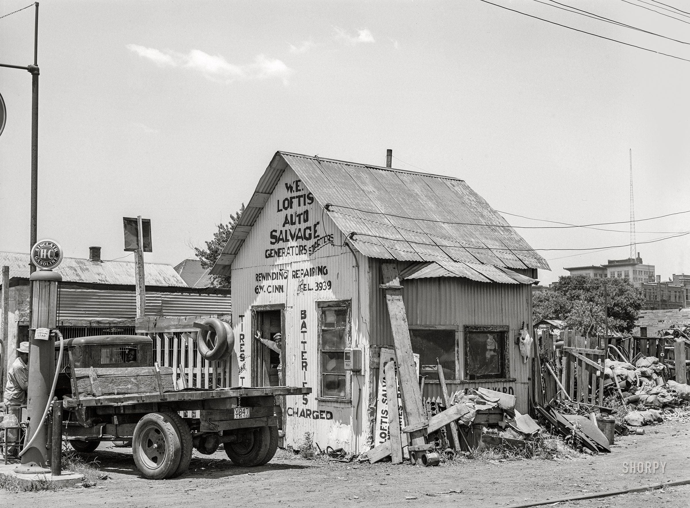 Shorpy Historical Picture Archive Loftis Salvage 1939