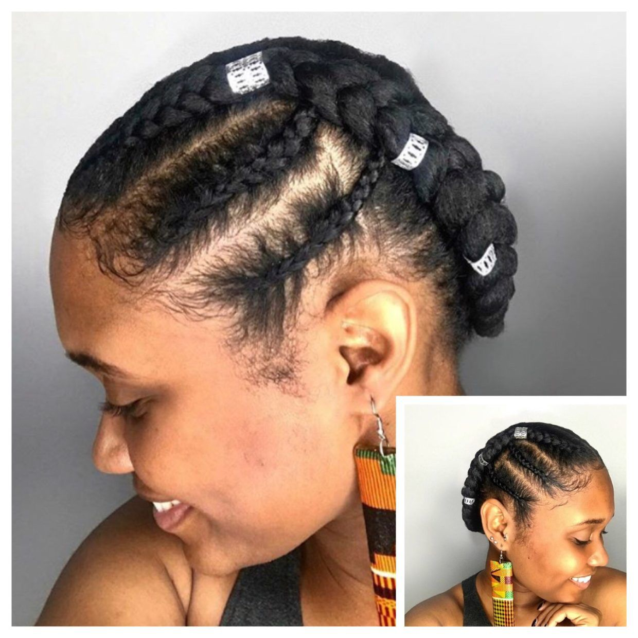 8 Super Cute Protective Styles For Winter Protective Styles For Natural Hair Short Hair Styles Natural Hair Styles