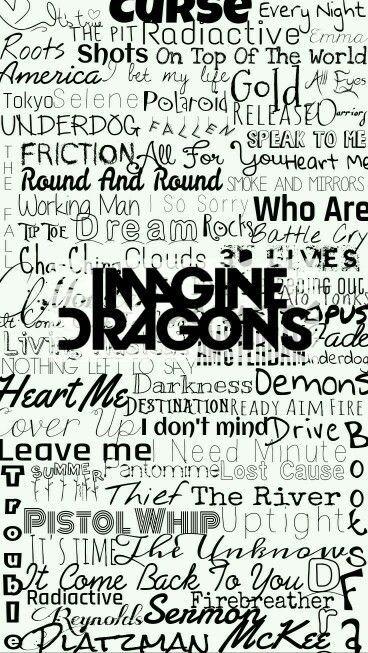 BEST WALLPAPER EVER Imagine Dragons