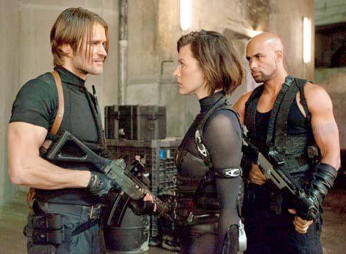 Johann Urb Twitter Search Resident Evil Movie Resident Evil Resident Evil Leon