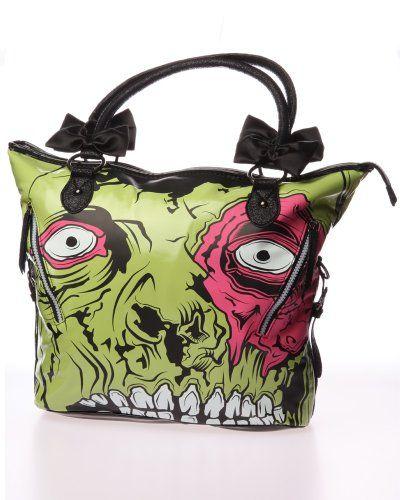 Iron Fist Zombie Chomper Dead Broke Monster Vegan « Clothing Impulse