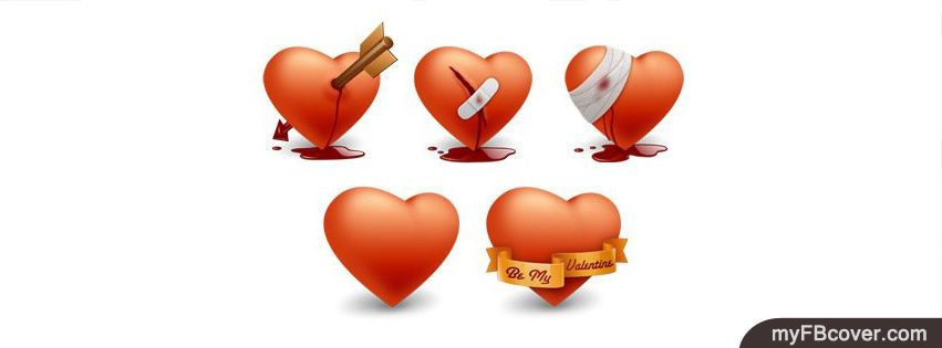 Which Heart Is Yours Fb Cover From Myfbcover Love Emo