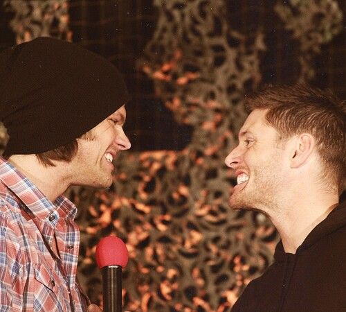 Jensen and jared ❤