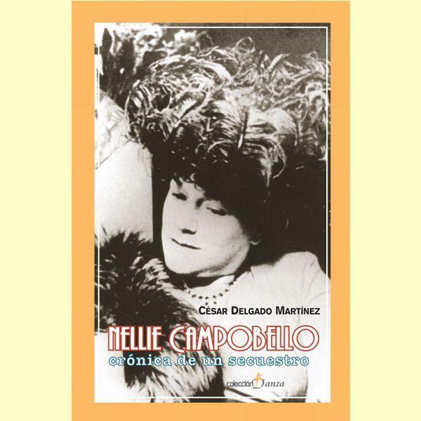 Nellie Campobello: Crónica de un secuestro, por César Delgado #danza