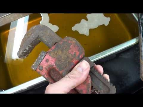 Liquid Wrench Penetrating Oil: Why low surface tension is