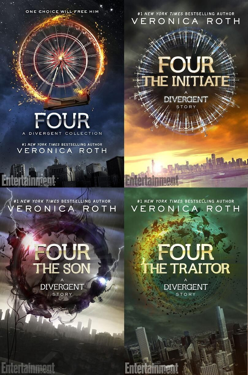 Four A Divergent Story Collection Epub