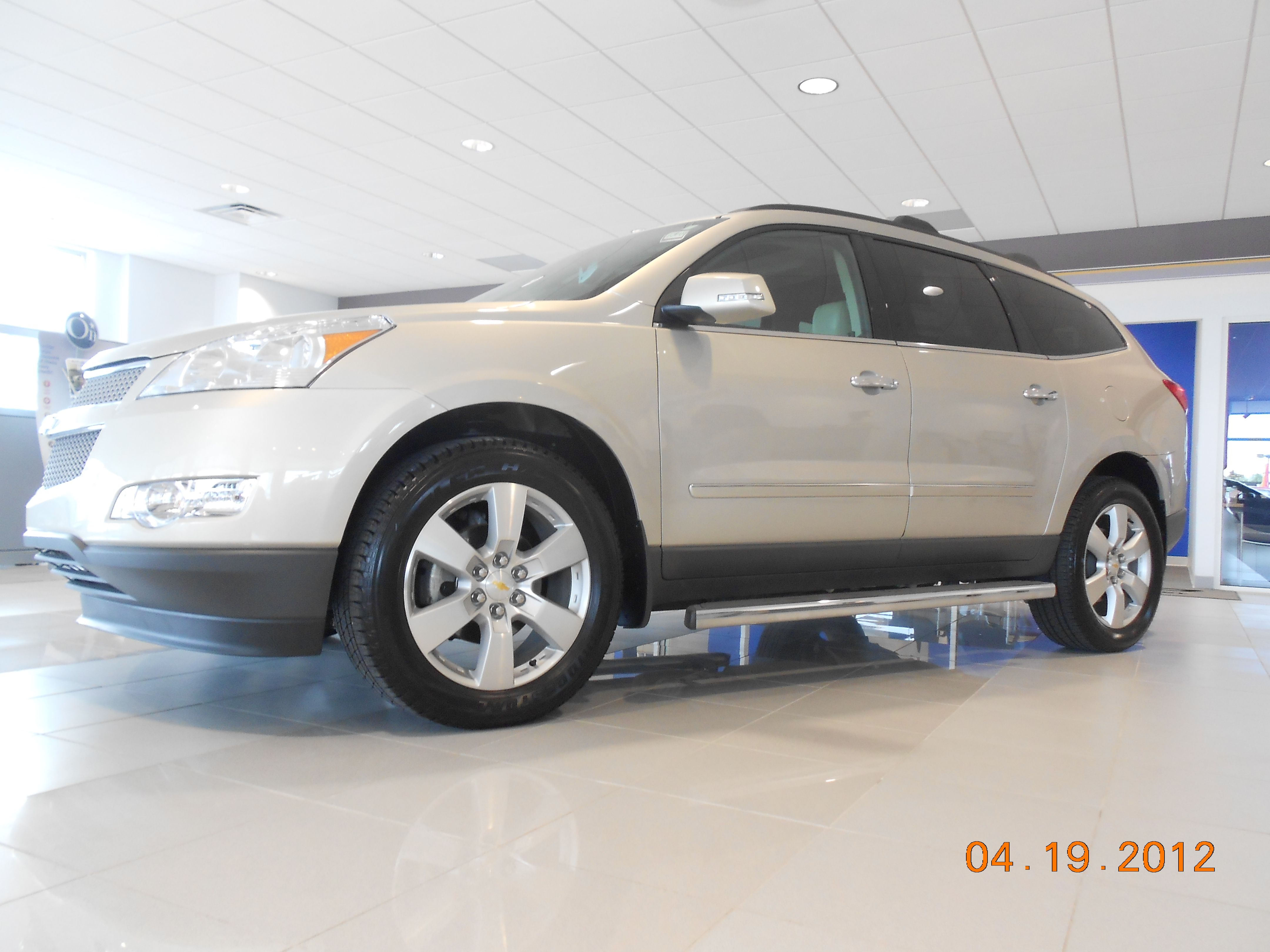 Chevrolet Traverse With Images Chevrolet Traverse Chevrolet