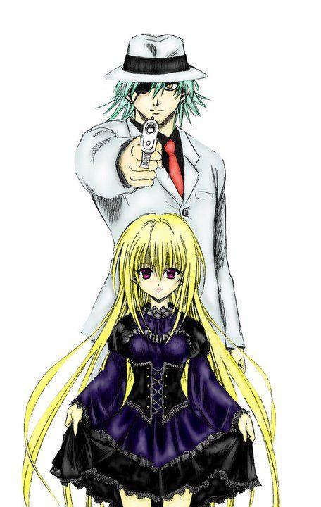 Eve & Sven  Manga Black Cat