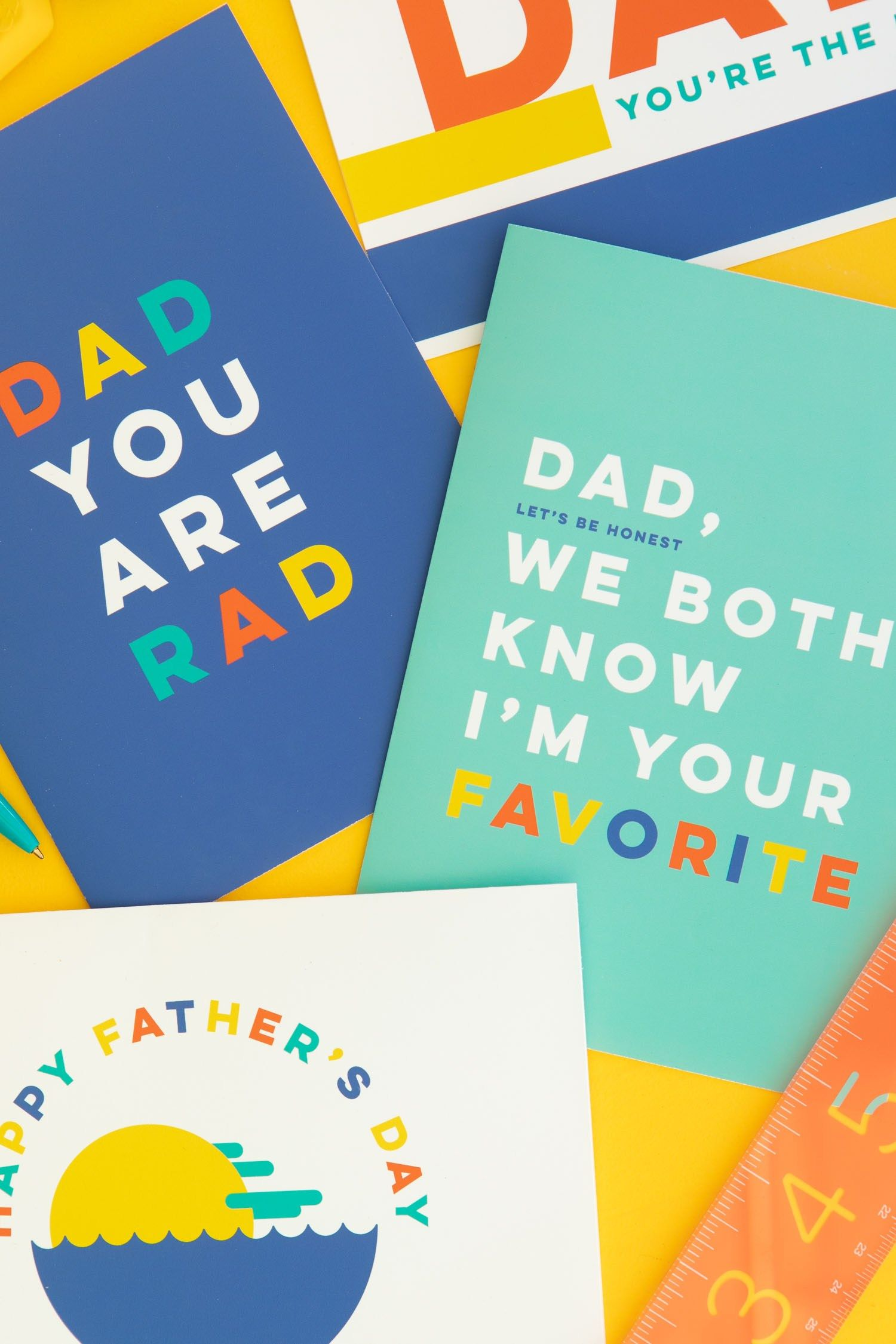 Free Printable Modern Father S Day Cards Sarah Hearts Free Fathers Day Cards Fathers Day Cards Father S Day Printable