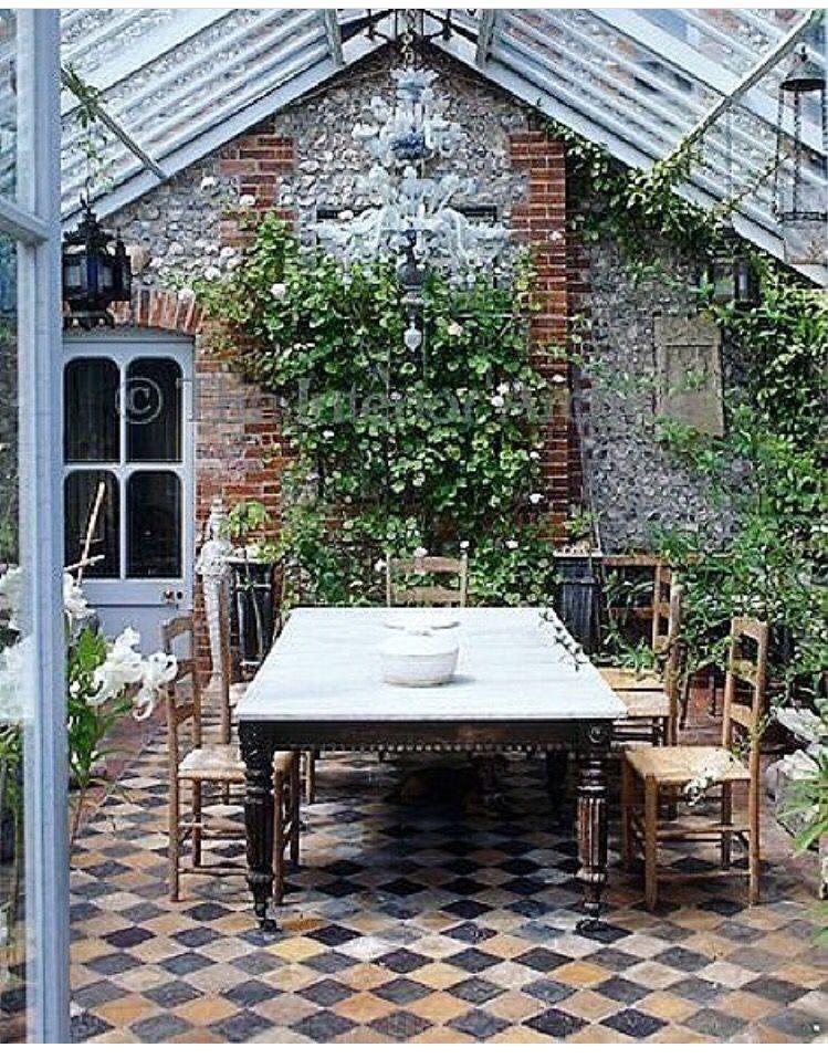 Pin de pamela en green house pinterest invernaderos - Invernadero en terraza ...